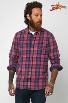 Joe Browns Red Washed To Perfection Shirt