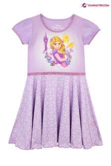 Character Purple Tangled Rapunzel Tangled Nightdress