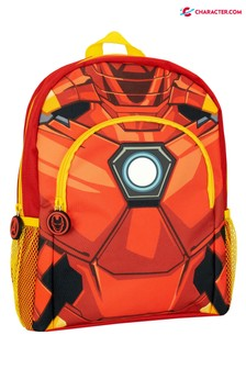 Character Shop Red Ironman Backpack