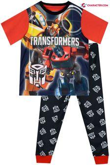 Character Red Transformers Pyjamas