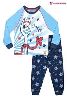 Character Blue Disney Toy Story Forky Pyjamas