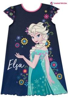 Character Navy Blue Disney Frozen Nightdress