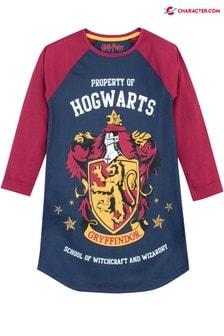 Character Navy Blue Harry Potter Nightdress