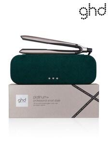 ghd Platinum+ Limited Edition - Hair Straightener in Warm Pewter