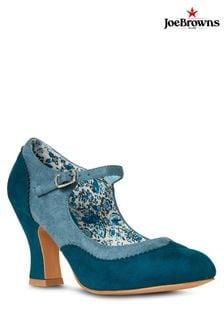 Joe Browns Green Vintage Flare Shoes