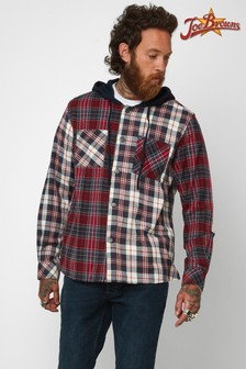 Joe Browns Red Right Side Shirt