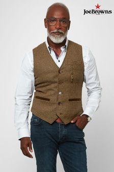 Joe Browns Brown Full of Charm Waistcoat