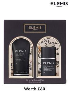 ELEMIS His or Hers Essential Duo (worth £60)