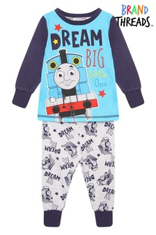 Brand Threads Blue Thomas & Friends Boys Pyjamas