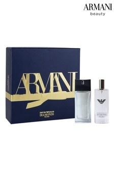 Armani Beauty Diamonds Eau de Toilette Christmas Gift Set for Him