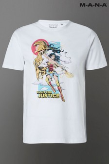 84 Fight For Justice Unisex T-Shirt  by Wonder Woman