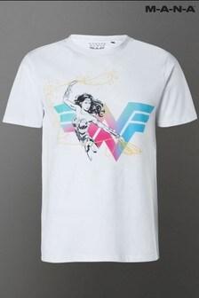 Wonder Woman 84 WW Logo Lasso Unisex T-Shirt