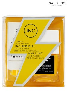 Nails INC Gen Yellow Duo