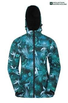 Mountain Warehouse Blue Exodus Womens Softshell Jacket