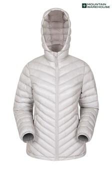 Mountain Warehouse Ecru Seasons Womens Padded Jacket