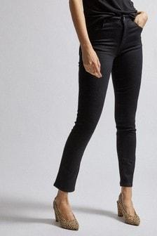 Dorothy Perkins Black Slim Jeans - Regular Length