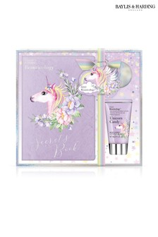 Baylis & Harding Beauticology Unicorn Note Book Set