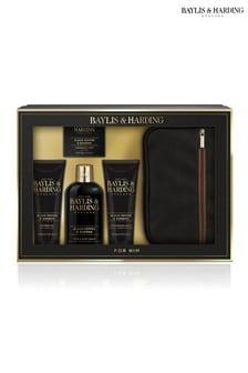 Baylis & Harding Men's Black Pepper & Ginseng Box Set 300ml