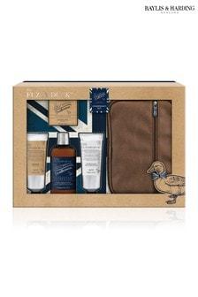 Baylis & Harding Fuzzy Duck Men's Ginger & Lime Box Set
