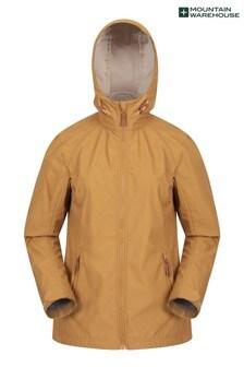 Mountain Warehouse Yellow Iona Womens Softshell Jacket
