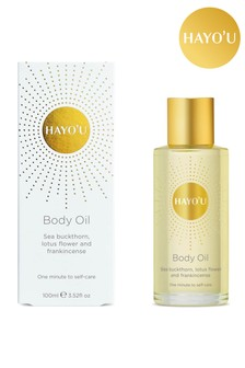 Hayo'u Method Body Oil
