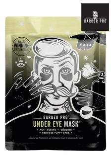 BARBER PRO Under Eye Mask 3 Pack