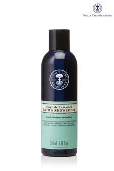 Neals Yard Remedies English Lavender Bath and Shower Gel 200ml