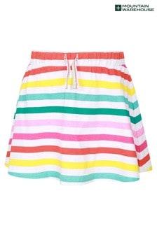 Mountain Warehouse Rainbow Seaside Girls Skirt