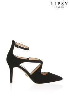 Lipsy Ankle Strap Cross Over Courts