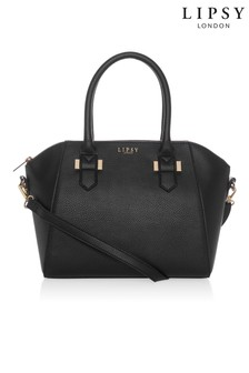 Lipsy Metal Detail Tote Bag