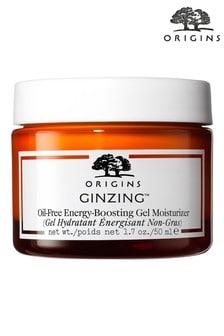 Origins Ginzing Oil Free Energy Boosting Gel Moisturiser 50ml