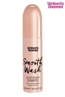 Umberto Giannini Smooth Wash Moisturising Shampoo 250ml