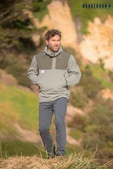 Brakeburn Grey Pullover Jacket