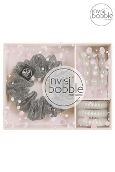 Invisibobble Sprunchie, Waver and Slim Trio: Sparks Flying Collection