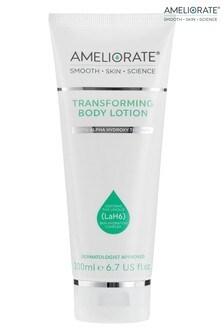 AMELIORATE Transforming Body Lotion Green Tea 200ml