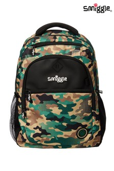 Smiggle Khaki Fresh Backpack