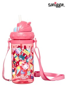 Smiggle Skip Teeny Tiny Strap Drink Bottle