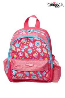 Smiggle Pink Skip Teeny Tiny Backpack