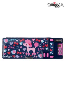 Smiggle Navy Fave Pop Out Pencil Case