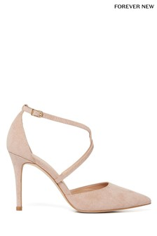 Forever New Twist Detail Court Shoes