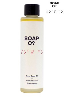 The Soap Co. 100 Natural Rose Body Oil 100ml
