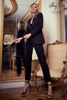 Abbey Clancy x Lipsy Tuxe Trouser