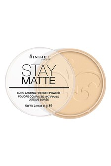 Rimmel London Rimmel London Stay Matte Pressed Powder