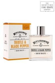Scottish Fine Soaps Thistle  Black Pepper Eau De Toilette