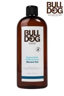 Bulldog Peppermint and Eucalyptus Shower Gel 500ml