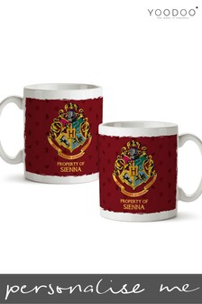 Personalised Harry Potter Hogwarts Mug By YooDoo