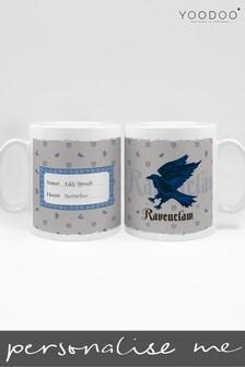 Personalised Harry Potter Ravenclaw House Mug By YooDoo