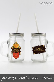 Personalise Fantastic Beasts Drinking Glass By YooDoo
