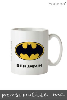 Personalised Batman Mug By YooDoo
