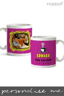 Personalised Friends Mug - How you doin'? By YooDoo
